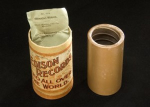 Brown Wax Cylinders (1895-1901)